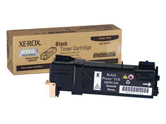 TONERCARTRIDGE XEROX 106R01334 2K ZWART