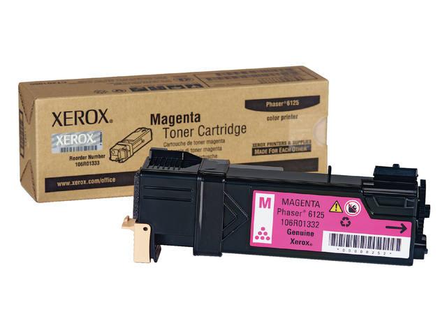 TONERCARTRIDGE XEROX 106R01332 1K ROOD