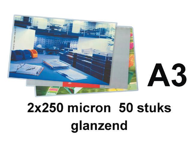LAMINEERHOES GBC A3 2X250MICRON