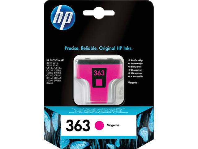 INKCARTRIDGE HP 363 C8772EE ROOD