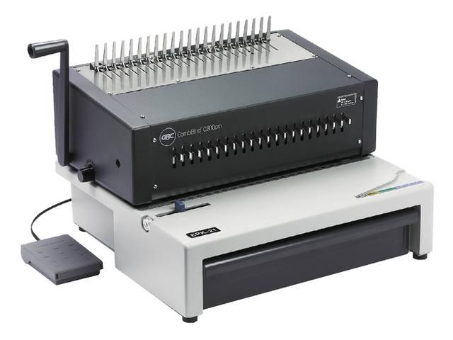 INBINDMACHINE GBC COMBBIND C800PRO