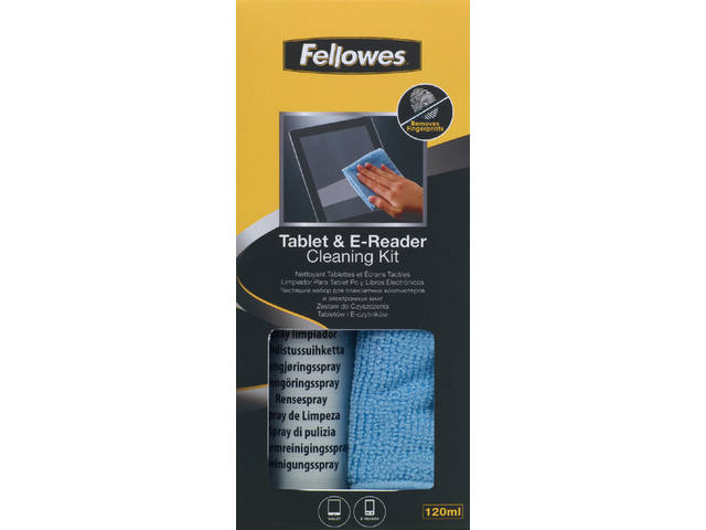 REINIGINGSSET FELLOWES TABLET+E-READER