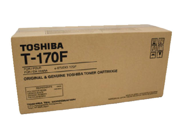 TONERCARTRIDGE TOSHIBA T-170F 8K ZWART