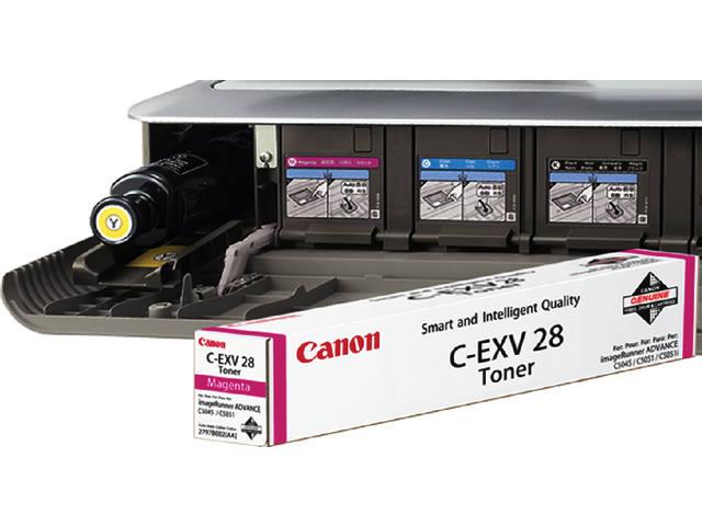 TONERCARTRIDGE CANON C-EXV 28 38K ROOD
