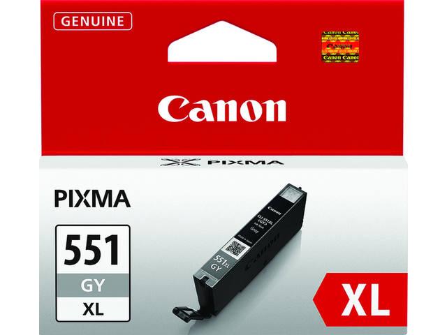 INKCARTRIDGE CANON CLI-551XL HC GRIJS