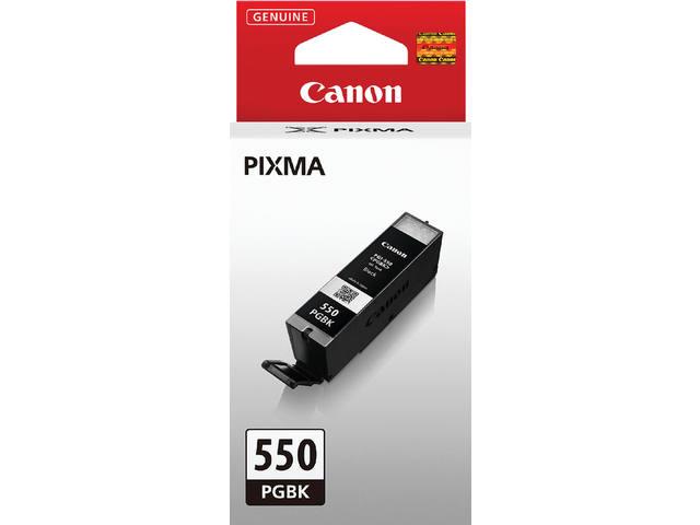 INKCARTRIDGE CANON PGI-550 PG ZWART