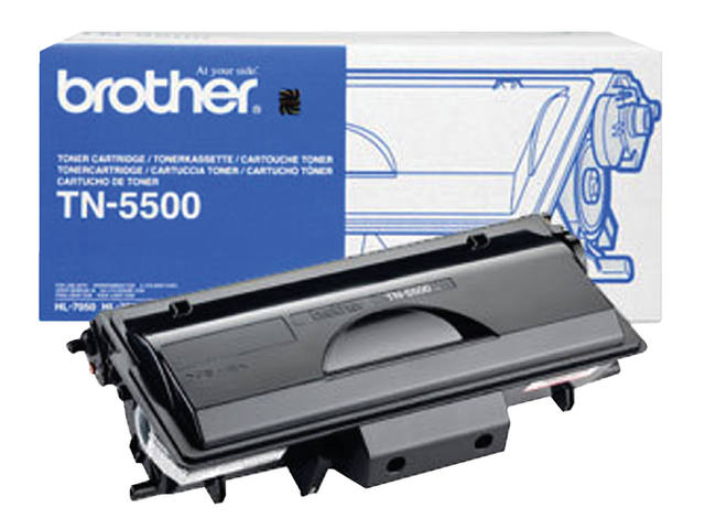 TONER BROTHER TN-5500 12K ZWART