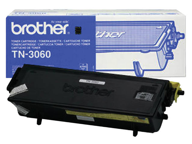 TONER BROTHER TN-3060 6.5K ZWART
