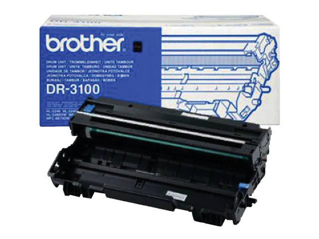 DRUM BROTHER DR-3100 ZWART