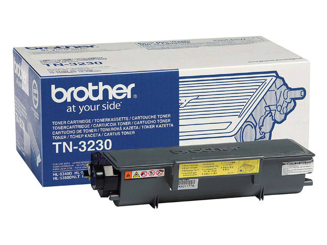 TONER BROTHER TN-3230 3K ZWART