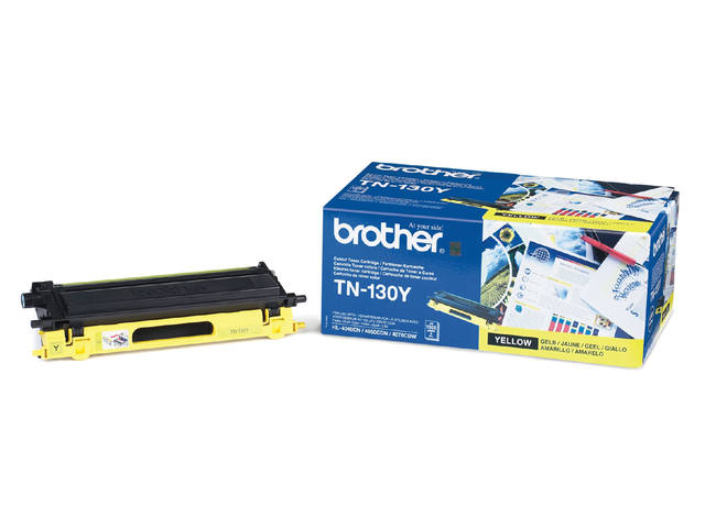 TONER BROTHER TN-130 1.5K GEEL 1
