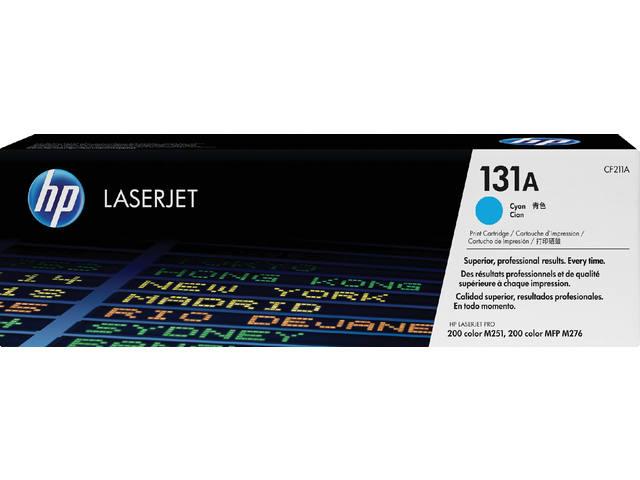 TONERCARTRIDGE HP 131A CF211A 1.8K BLAUW