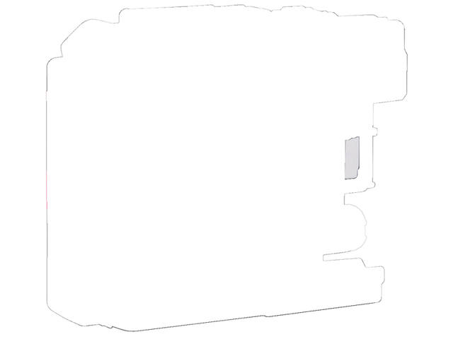 INKCARTRIDGE BROTHER LC-123 ROOD 2