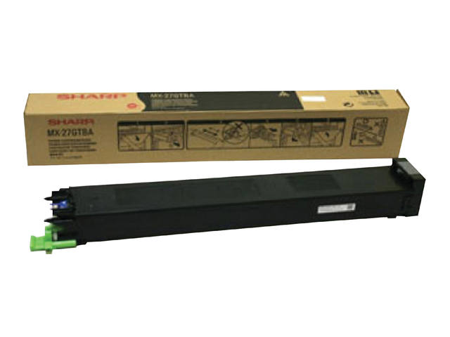 TONERCARTRIDGE SHARP MX-23GTBA 18K ZWART