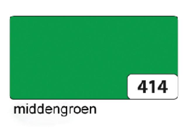 ETALAGEKARTON FOLIA 48X68CM 380GR NR414 MIDGROEN