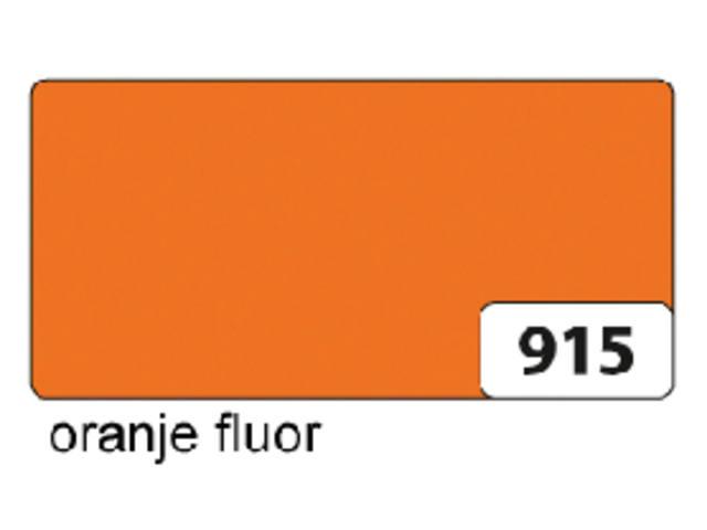 ETALAGEKARTON FOLIA 48X68CM 380GR NR915 FL ORANJE