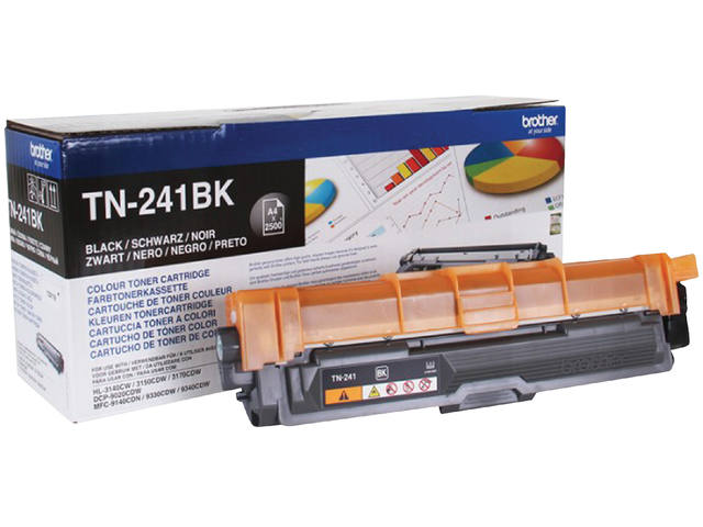 TONER BROTHER TN-241 2.5K ZWART