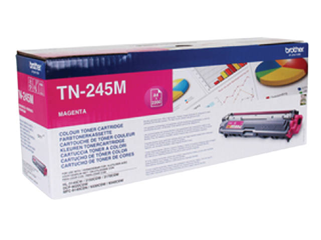 TONER BROTHER TN-245 2.2K ROOD