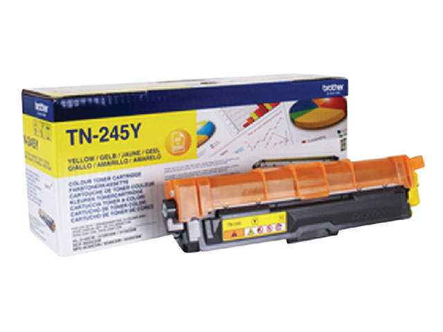 TONER BROTHER TN-245 2.2K GEEL