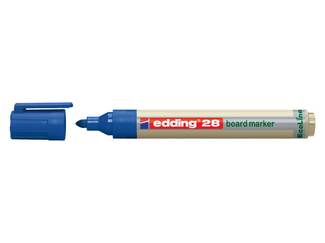 VILTSTIFT EDDING 28 WHITEBOARD ECO ROND 1.5-3MM BL