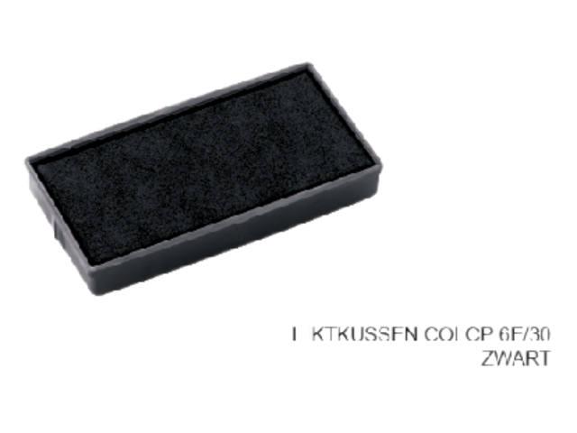 INKTKUSSEN COLOP 6E/30 ZWART