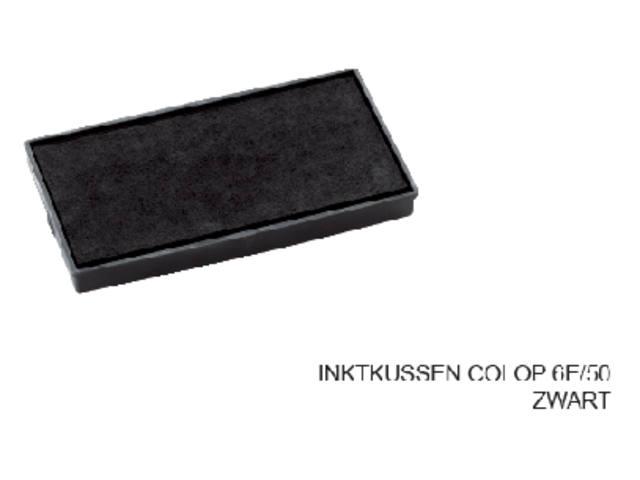INKTKUSSEN COLOP 6E/50 ZWART