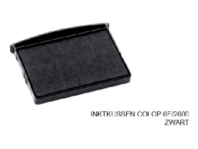 INKTKUSSEN COLOP 6E/2600 ZWART