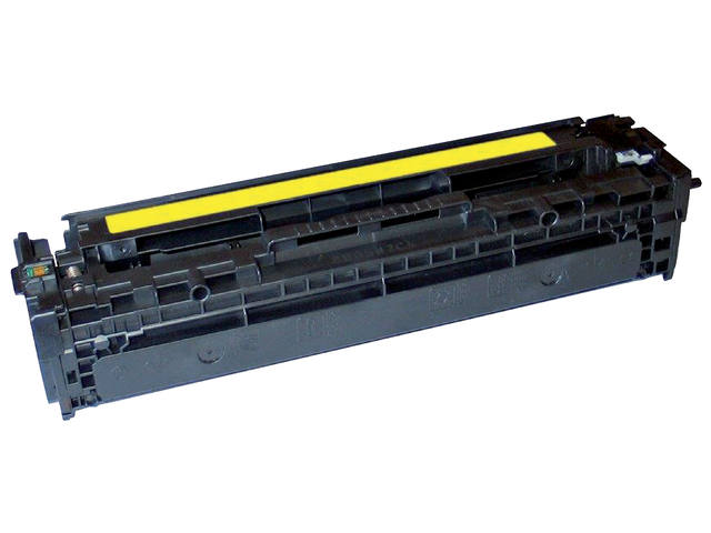 TONERCARTRIDGE QUANTORE HP CF212A 1.8K GEEL 2