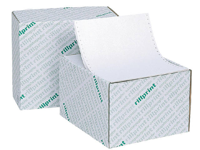 "COMPUTERPAPIER 240X12"" BLANCO LP 60GR 2000V"