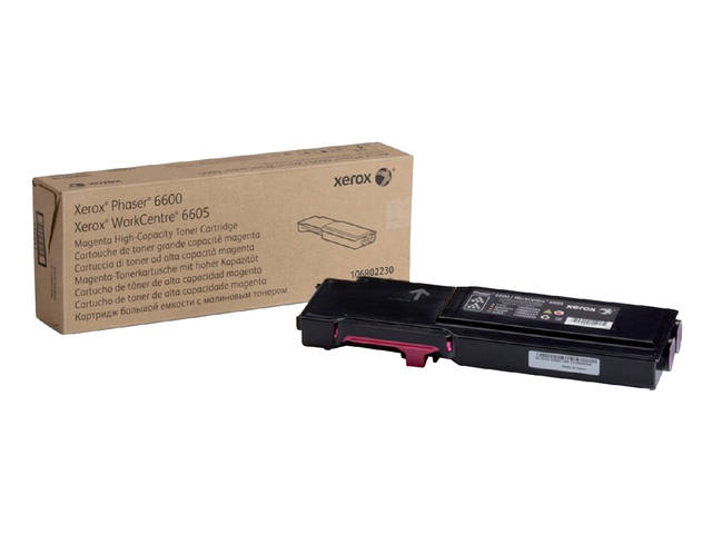 TONERCARTRIDGE XEROX 106R02230 6K ROOD
