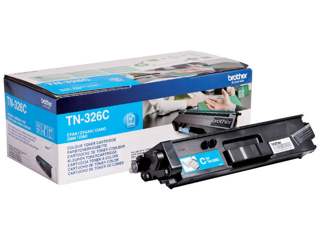 TONER BROTHER TN-326 3.5K BLAUW