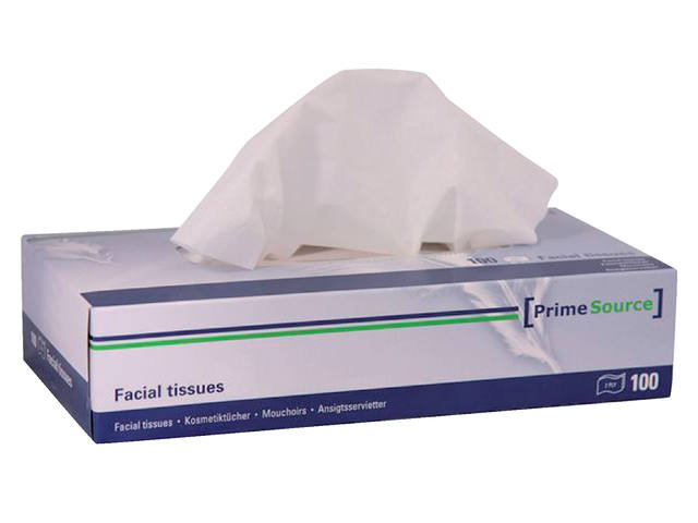 TISSUE PRIMESOURCE FACIAL 2LAAGS