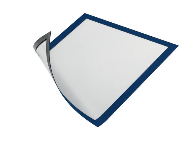 DURAFRAME DURABLE MAGNETIC A4 DONKERBLAUW
