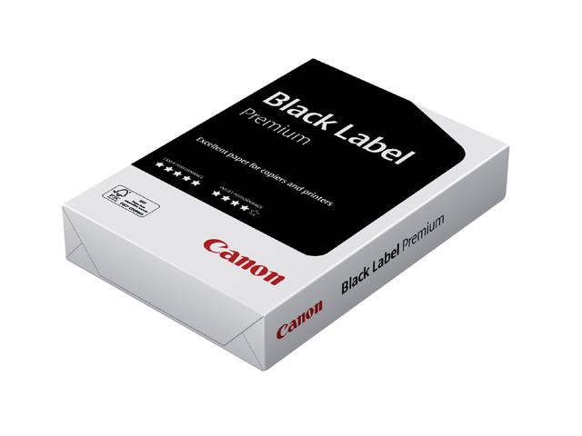 KOPIEERPAPIER BLACK LABEL PREMIUM A4 75GR WIT 1