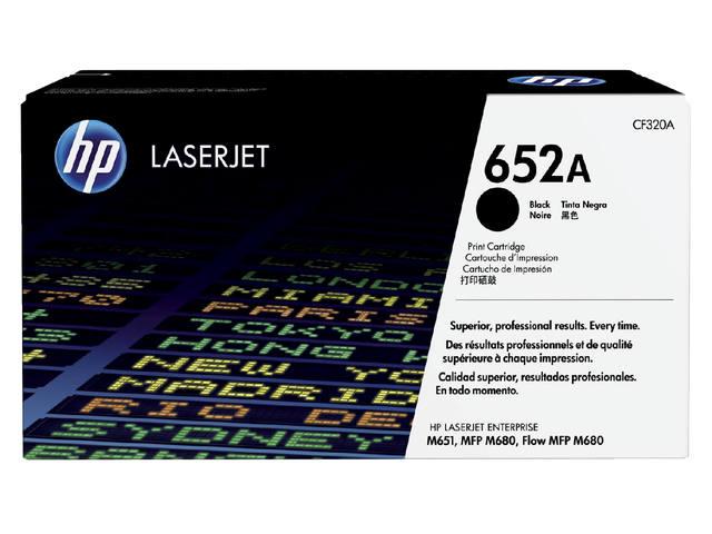 TONERCARTRIDGE HP 652A CF320A 11.5K ZWART