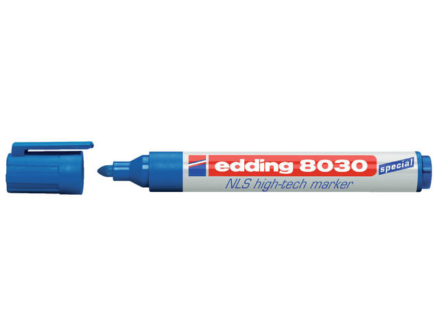 VILTSTIFT EDDING 8030 NLS HIGH-TECH ROND 1.5-3MM BL