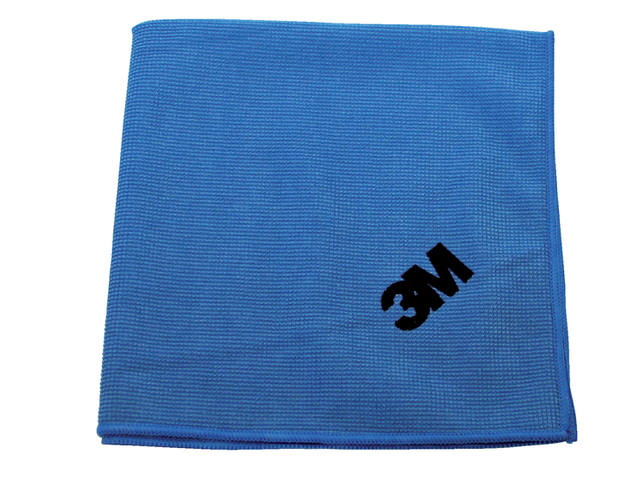 MICROVEZELDOEK 3M SCOTCH BRITE ESSENTIAL 2012 BLAUW