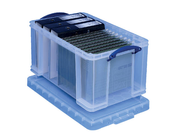 OPBERGBOX REALLY USEFUL 48LITER 600X400X315MM