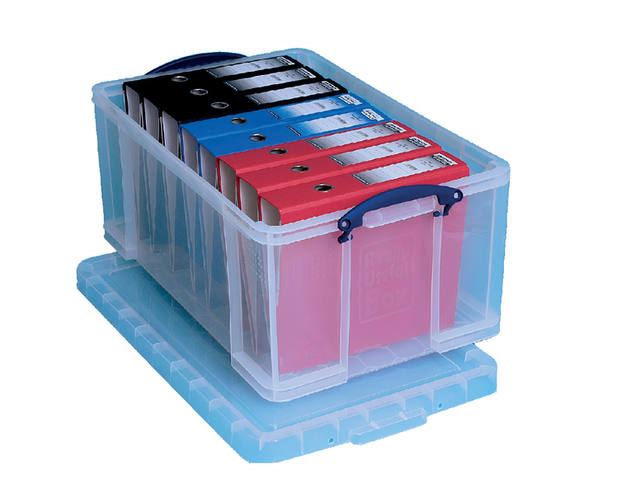 OPBERGBOX REALLY USEFUL 64LITER 710X440X310MM