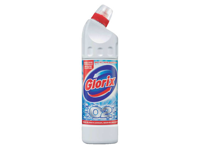 GLORIX ZONDER BLEEKMIDDEL 750ML