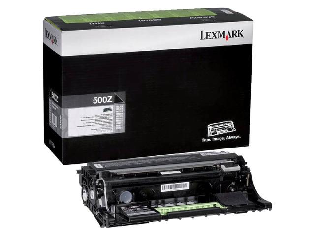 DRUM LEXMARK 50F0Z00 60K ZWART 1