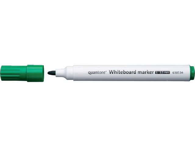VILTSTIFT QUANTORE WHITEB ROND 1-1.5MM GROEN