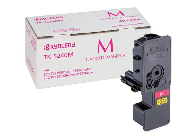 TONER KYOCERA TK-5240 3K ROOD