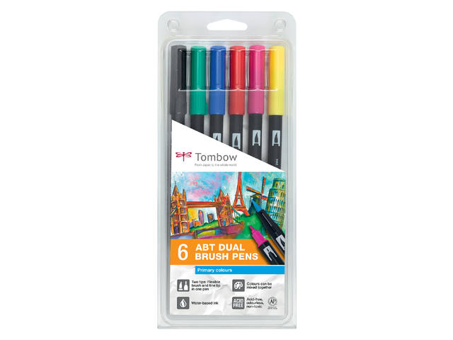 BRUSHSTIFT TOMBOW ABT DUAL ASS