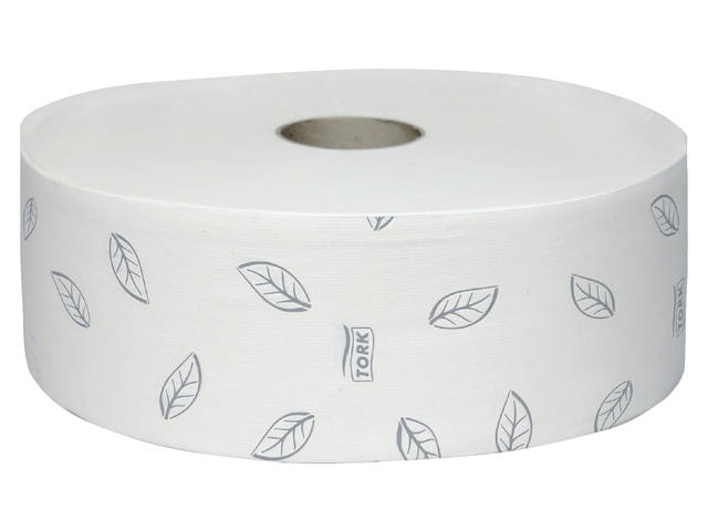 TOILETPAPIER TORK T1 JUMBO 2LAAGS 360M ADVANCED 120272