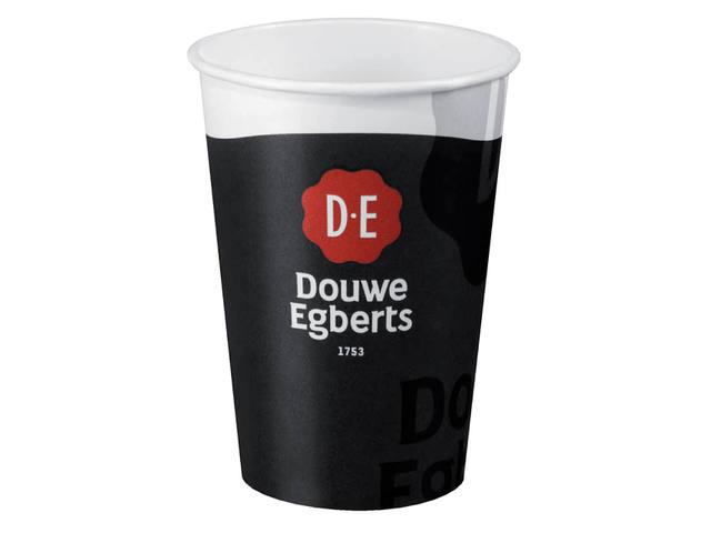 BEKER PAPER CUPS DOUWE EGBERTS 180CC