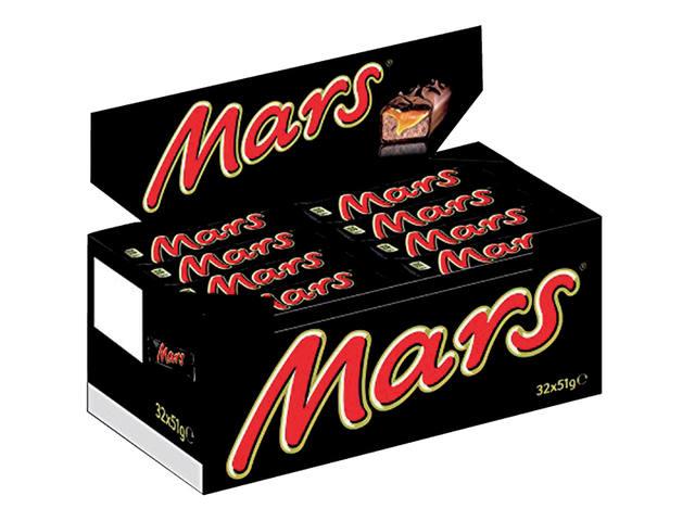 MARS SINGLE 51GR 1