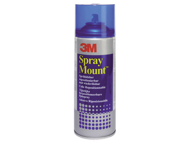 3M SPRÜHKLEBER SPRAYMOUNT 400ML