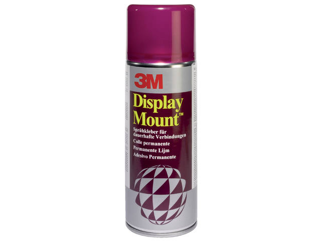 3M SPRÜHKLEBER DISPLAYMOUNT 400ML