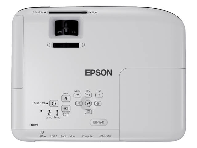 PROJECTOR EPSON EB-W41 5